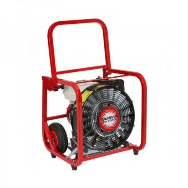 Turbowentylator oddymiający RAMFAN GF165