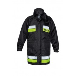 Kurtka sztormiak strażacki