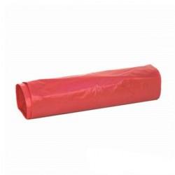 Worek na odpady czerwone 50L (ROLKA)