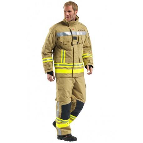 Ubranie strażackie FIRE MAX 3 (Złoty)