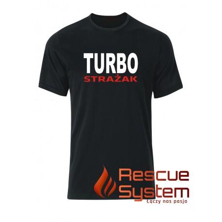 T-shirt TURBO Strażak