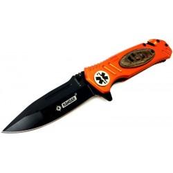 Nóż ratowniczy 3w1