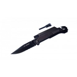 Nóż ratunkowy - bezpieczeństwa 6w1