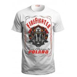 Koszulka FIRE BRIGADE POLAND
