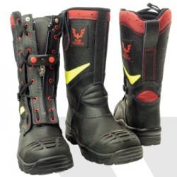 Buty strażackie bojowe FHR 006 PL NOWY WZÓR