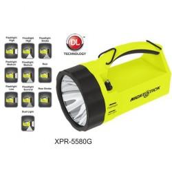 Szperacz XPR 5580G VIRIBUS żółty akumulatorowy dwudiodowy z ATEX