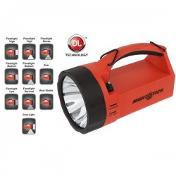 Szperacz XPR 5580 R VIRIBUS czerwony akumulatorowy dwudiodowy z ATEX