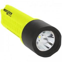 Latarka nahełmowa XPP 5418GX żółta bateryjna z ATEX