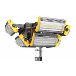 Maszt oświetleniowy EPISTAR 360 40 000Lm