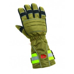 Rękawice strażackie specjalne Rosenbauer Safe Grip III złoty