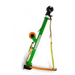 Podpora teleskopowa PT-1200 MikoRescueTech ze zwijaczem