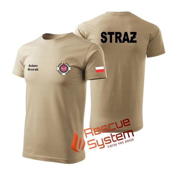Koszulka T-Shirt STRAŻ PIASKOWY