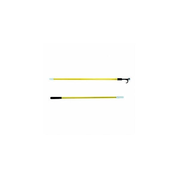Hak-popychacz składany NUPLA PUSH PULL dielektryczny 2,9 m (1,55 m + 1,35 m)