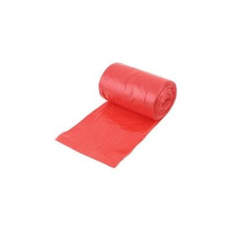 Worek na odpady czerwone 20L (ROLKA)