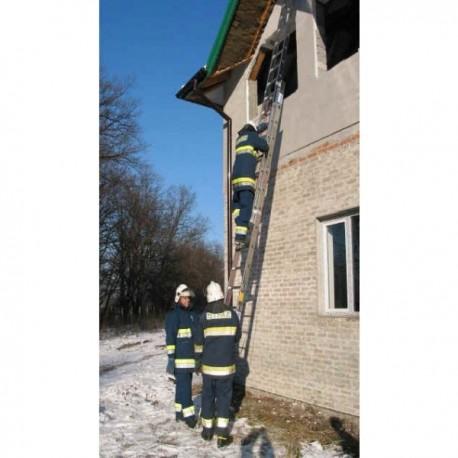 Drabina ratownicza FIRE TEC 2x18 S
