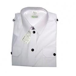 Koszula OSP z metalowymi guzikami