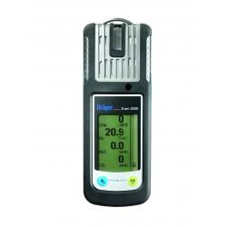 Detektor wielogazowy DRAEGER X-am 2500 Ex, O2, CO, H2S