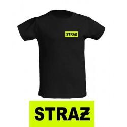 Koszulka T-shirt a`la koszarówka