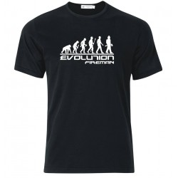 Koszulka T-shirt EVOLUTION FIREMAN