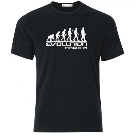T-Shirt EVOLUTION FIREMAN