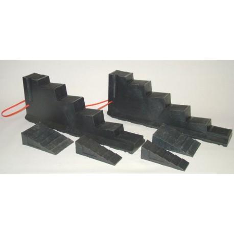 Zestaw podkładów i klinów do stabilizacji Typ A