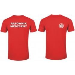 Koszulka T-shirt Ratownik Medyczny