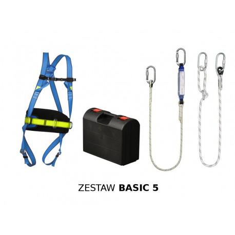 ZESTAW ASEKURACYJNY BASIC 5