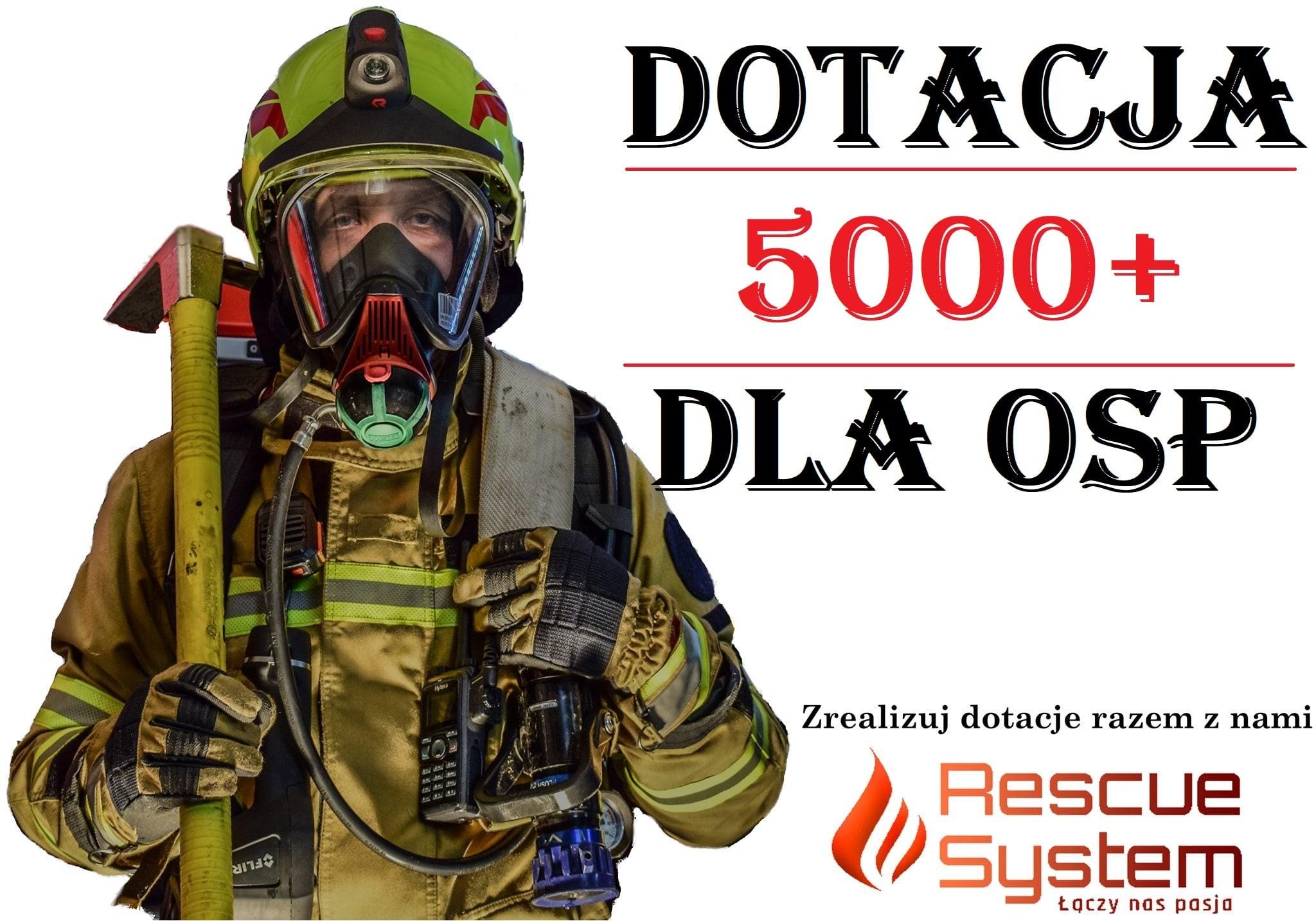 Dotacja 5000+