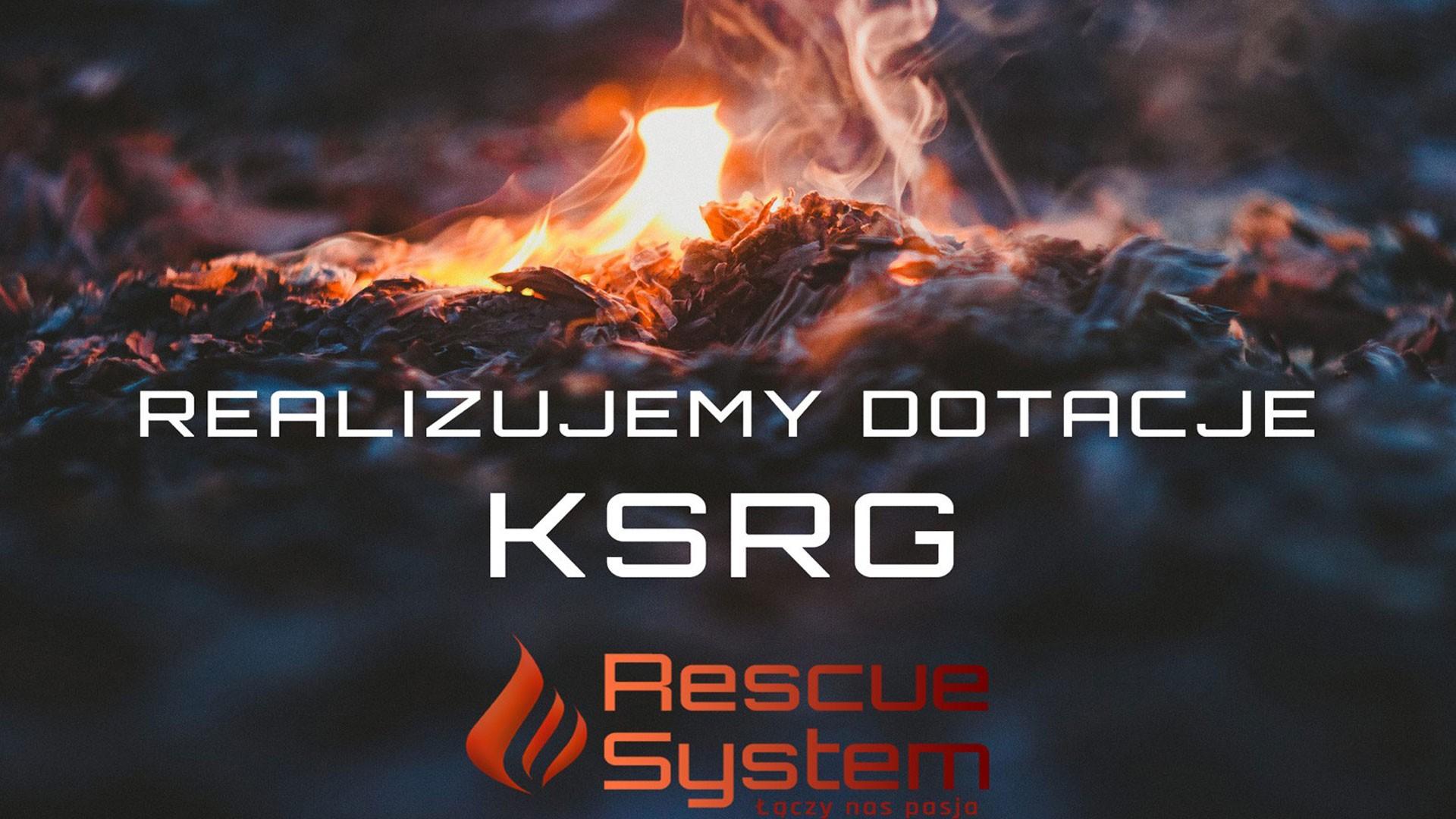 Zrealizuj z nami dotację z KSRG